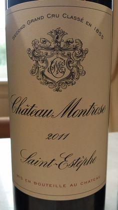 #Wine of the day // #Vin du jour : #Château #Montrose 2011 – Saint-Estèphe – 2nd Grand Cru Classé (17/20) http://vertdevin.com/vin/chateau-montrose-2011-saint-estephe-2nd-grand-cru-classe/