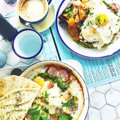 | Bowery To Williamsburg | @bowery2williamsburg Credit @natenatey  Closed Today Although this looks amazing - Reopens on the 2nd #HAPPYNEWYEAR  by melbournebreakfastdiary Melbourne Breakfast, Hummus, Amazing, Ethnic Recipes, Instagram Posts, Food, Essen, Meals, Eten