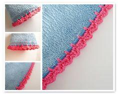 Crochet Edging  zie website voor volledige uitleg
