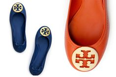 Tory Burch Reva Flat | 18 Pairs of Flats You'll Wear Every Day