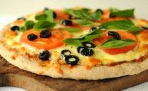 Masa integral Pizza Integral, Pizza Vegetal, Calzone, Vegetable Pizza, Low Carb, Pasta, Cooking, Breakfast, Recipes