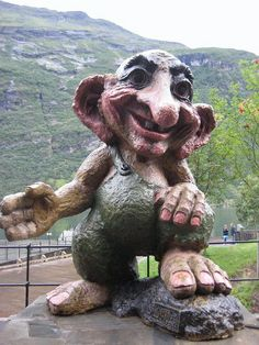 Norwegian Trolls Norway | Norway : Bogartier Norway – Business News and Magazine in English