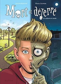 """Read """"Dead and Unburied - Volume 1 - Zombie at Large"""" by Jocelyn Boisvert available from Rakuten Kobo. Yan is on top of the world. School's almost out for summer, he's about to have a new baby sister, and he's going to be s. Prix Renaudot, Roman Jeunesse, Read Dead, Warm Bodies, Zombie Movies, Wrong Time, Magazines For Kids, Baby Sister, Top Of The World"""
