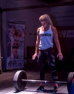 Sara Sigmundsdottir - Crossfit Girl -