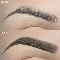 Perfect eyebrows: how to adjust, shape and make up- Sopracciglia perfette: come aggiustare, modellare e truccare How to have perfect eyebrows step by step: simple and fast! Eye Makeup Tips, Love Makeup, Makeup Looks, Hair Makeup, Beauty Make-up, Beauty Hacks, Hair Beauty, How To Apply Eyeshadow, Perfect Eyebrows