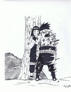 what have i done!!!! you've killed sasuke uchiha!! (almost) anyways decided to do another sasuhina pic. wasnt sure if this belonged in mature content or not, but decided i thought it was o... sasuhina