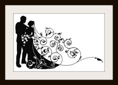 wedding cross stitch
