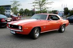 Camaro SS 1969 :3