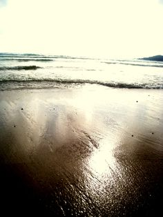 Watch the ocean...and empty your mind.