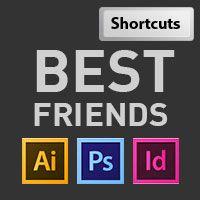 Photoshop's Best Friends – InDesign and Illustrator (via psd.tutsplus.com)