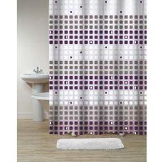 purple shower curtains on pinterest shower curtains blue shower