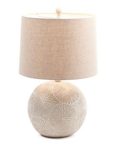 Sun Washed Accent Lamp