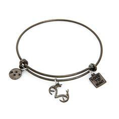 df96cf4339a Women s Black Wire Realtree Love to Hunt Bracelet