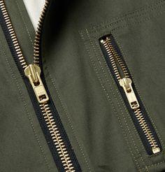 Oliver SpencerLambeth Cotton Bomber Jacket