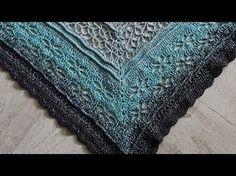 "Häkelnadel von www.de Fertiges Tuch… Crochet hook of www. Wool from www.de Finished cloth ""Elloth"" and started ""Nerdanel"" by Morben Design [. Prayer Shawl Crochet Pattern, Prayer Shawl Patterns, Crochet Prayer Shawls, Crochet Shawl Free, Crochet Wrap Pattern, Poncho Knitting Patterns, Crochet Shawls And Wraps, Crochet Scarves, Knit Crochet"