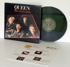 QUEEN, Greatest Hits - ROCK, PSYCH, PROG, POP, SHOE GAZING, BEAT