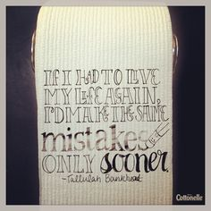 #MessageMonday: We can all learn from our mistakes.