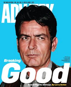 Adweek cover - May 28, 2012