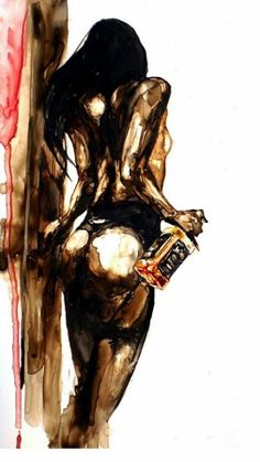 Customize your iPhone 5 with this high definition Jack Daniels Girl wallpaper from HD Phone Wallpapers! Art And Illustration, Illustrations, Jack Daniels, Whiskey Girl, Drawn Art, Wow Art, Pics Art, Erotic Art, Black Art