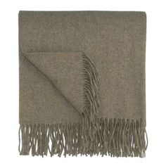 Premium cashmere fibers are woven together to create the lush Bocasa Cashmere Collection. Neutral colors and patterns make this blanket a luxurious accent that suits every room in your home.