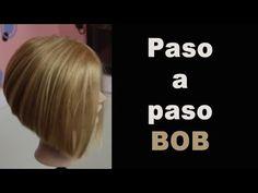 como cortar bob con capas - YouTube Cortes Bob, Beauty Makeup, Hair Beauty, Lisa, Sally Beauty, About Hair, Up Hairstyles, Hairdresser, Hair And Nails