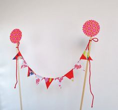 Mothers Day Cake Bunting