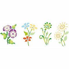 Les decoratives Nº 99 Florecitas