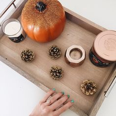 How to make your room cozy for fall!                                                                                                                                                     More