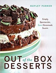 Out of the Box Desserts : Simply Spectacular, Semi-Homemade Sweets (Hardcover) (Hayley Parker) Dessert Boxes, Homemade Sweets, Semi Homemade, Cheesecake Bars, Sopapilla Cheesecake, Cream Pie, Coconut Cream, Chip Cookies, Cookie Dough