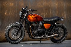 Triumph Street Twin by Down & Out Cafe Racers 8