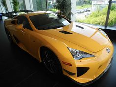 Is Buying A $7 Million Lexus LFA Nurburgring Edition Worth It? Lexus LFA was produced until 2012 and now it is one of the most desired supercars on the second hand auto marketplace.The LFA was sold for 375 000 dollars, while the Lexus LFA Nurburgring Edition added 70 000 dollars to the price. The buyer received a performance kit that involved a plus of 10...
