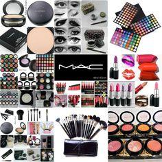 Set divino de maquillajes