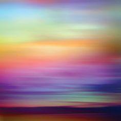 Beautiful example of lazure painting use for mediatation room Rainbow Bedroom, Rainbow Wall, Lazure Painting, Rainbow Painting, Little Girl Rooms, Painting Techniques, Painting Inspiration, Wall Murals, Fine Art