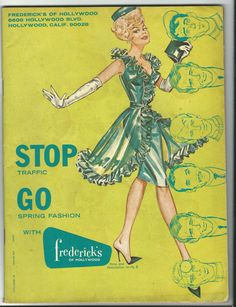 c6f7c89d52 1965 Catalog Frederick s Of Hollywood Wonderful Vintage 1960 s Fashions  Sexy Lingerie Undergarments FREE SHIPPING Vintage Advertisements