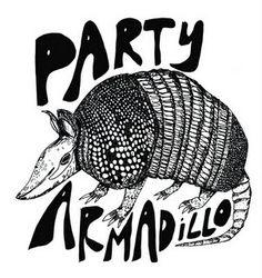 party armadillo