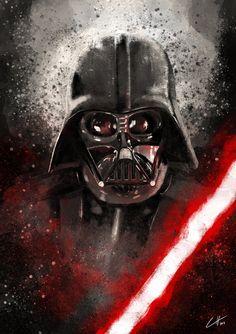 Darth Vader by 5IC