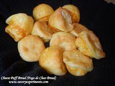 Cheese Puff Bread (Fogo de Chao Bread)