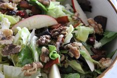 A Bountiful Kitchen: Cape Cod Chopped Salad and promises