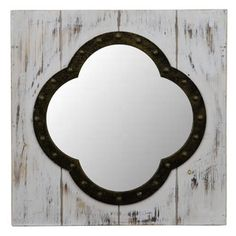Suzanne Oversized Wall Mirror