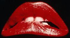 rocky horror lips | Rocky Horror Picture Show lips