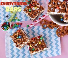 Everything Bars!!!