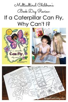 Bits of Positivity - Inspiration Book Reviews For Kids, Inclusion Classroom, Montessori Preschool, Character Education, Classic Books, Homeschool Curriculum, Parenting Quotes, Caterpillar, Childrens Books