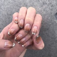 Decor - Just another WordPress site Aycrlic Nails, Nail Manicure, Pink Nails, Cute Nails, Pretty Nails, Hair And Nails, Simple Nail Art Designs, Nail Designs, Japan Nail