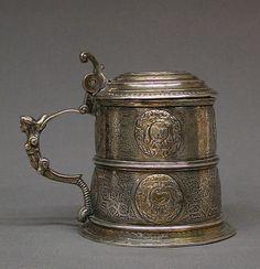 Tankard  Hungary, late 16th century  The Metropolitan Museum of Art