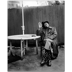 john lee hooker (photo by mary ellen mark)