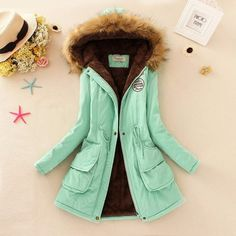 Winter coat, jacket