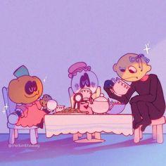 Bee Bop, Get Funky, A Hat In Time, Fanart, Five Night, Cute Art, Art Reference, Funny Memes, Cartoon