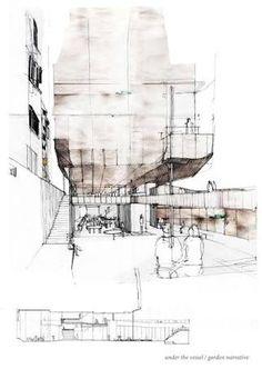 """Résultat de recherche d'images pour """"architectural drawing techniques furniture"""""""