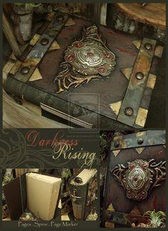 Darkness Rising by luthien27.deviantart.com