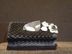 Gehaakte tissue-doos